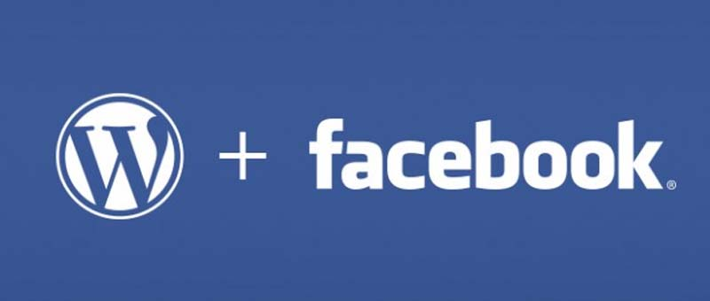 kết nối web wordpress với facebook