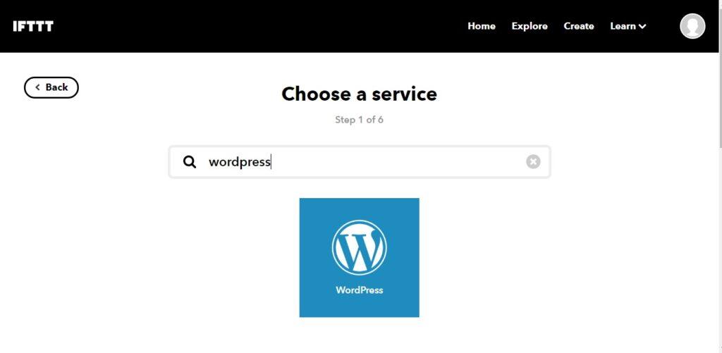 tạo APPLET kết nối đến WEB WORDPRESS