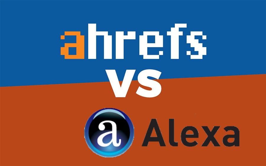 2 công cụ kiểm tra phân tích traffic website ahrefs và alexa