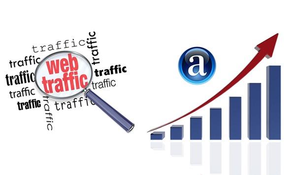 công cụ alexa kiểm tra phân tích traffic website